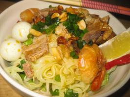 Top 5  Địa chỉ bán mì Quảng ngon và chất lượng nhất tại Quy Nhơn, Bình Định