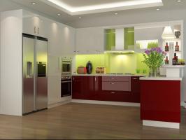 địa chỉ bán tủ bếp hiện đại, chất lượng tốt tại Hà Nội