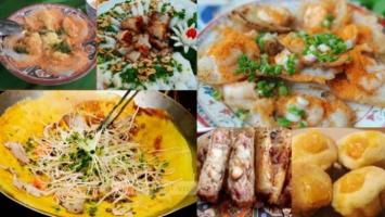 Địa chỉ các quán ăn ngon, rẻ nhất tại phường 9, Vũng Tàu.