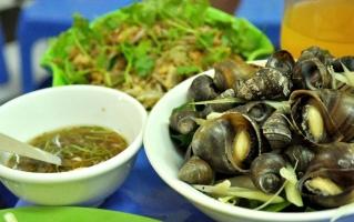 Địa chỉ cho những bạn đam mê món ốc ở Hà Nội