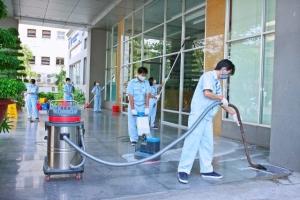 Dịch vụ vệ sinh công nghiệp giá rẻ  tốt nhất tại TPHCM