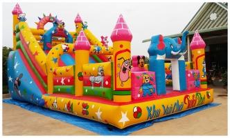 địa chỉ cung cấp nhà hơi, nhà phao cho trẻ em uy tín, chất lượng nhất