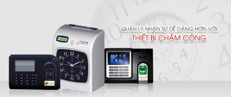 địa chỉ lắp đặt máy chấm công uy tín nhất tại Hà Nội