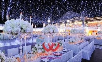 địa chỉ lý tưởng nhất cho việc tổ chức tiệc cưới ngoài trời tại TPHCM