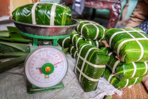 địa chỉ mua bánh chưng giò chả uy tín nhất ở Hà Nội cho dịp Tết âm lịch 2019
