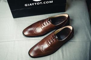 địa chỉ mua giày Tây nam đẹp chất lượng nhất Đà Nẵng