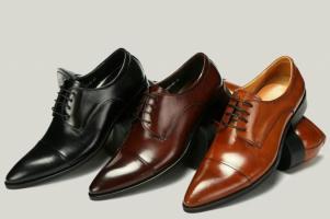 địa chỉ mua giày Tây nam đẹp chất lượng nhất Hà Nội