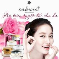 Địa chỉ mua mỹ phẩm Sakura chính hãng tốt nhất Hà Nội và TP.HCM
