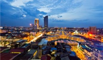 địa chỉ mua sắm và chợ nổi tiếng nhất  Phnom Penh - Campuchia