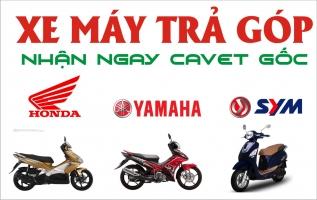 địa chỉ mua xe máy trả góp uy tín nhất ở Hà Nội