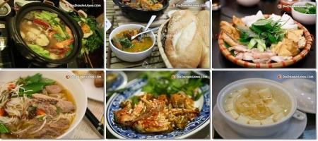 địa điểm ăn uống hấp dẫn nhất Q.11 - TP. Hồ Chí Minh