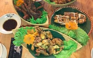 Địa điểm ăn uống ngon nhất trên đường Võ Văn Tần, Q.3, TP. HCM