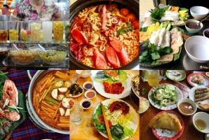 địa điểm ăn vặt không thể bỏ qua ở thành phố Huế
