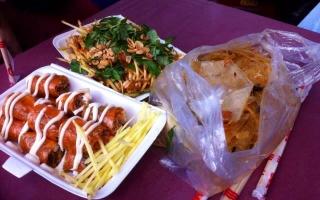 địa điểm ăn vặt ngon nhất ở Nha Trang