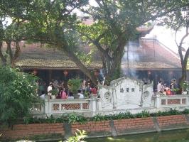 địa điểm cầu may đầu năm ở Hà Nội