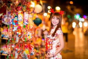 Địa điểm chụp ảnh trung thu đẹp nhất tại Hà Nội được các bạn trẻ yêu thích