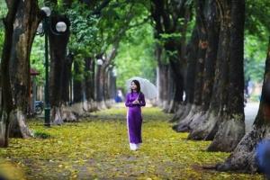 địa điểm chụp hình đẹp tại Hà Nội