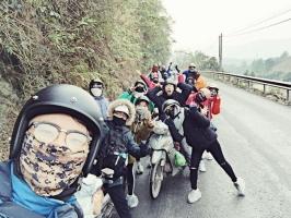 địa điểm đi phượt dành cho giới trẻ Hà Nội