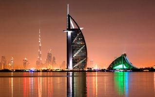 địa điểm du lịch nổi tiếng nhất Dubai
