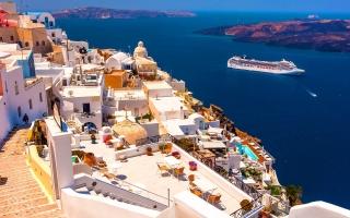 địa điểm du lịch đẹp nhất Hy Lạp