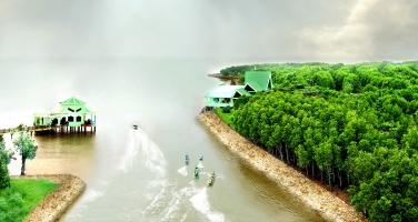 địa điểm du lịch hấp dẫn nhất Cà Mau