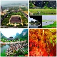 Địa điểm du lịch Ninh Bình hấp dẫn nhất