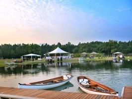 Resort tuyệt đẹp cho kỳ nghỉ trăng mật ở gần Hà Nội