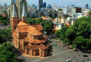 Địa điểm thu hút khách du lịch quốc tế nhất tại TP. Hồ Chí Minh