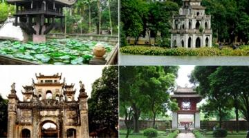 địa điểm không nên bỏ qua ở Hà Nội