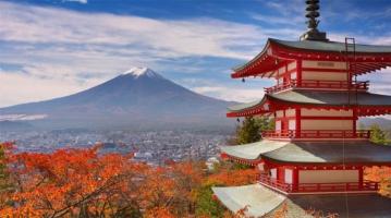 địa điểm không thể bỏ lỡ khi du lịch Nhật Bản