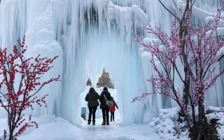 địa điểm lạnh nhất trên thế giới