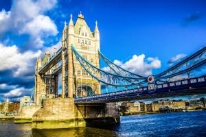 địa điểm thu hút khách du lịch nhất ở Vương quốc Anh