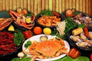 địa điểm thưởng thức Buffet hải sản ngon nhất ở TP. Hồ Chí Minh