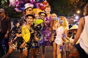Địa điểm vui chơi Halloween HOT nhất tại Sài Gòn