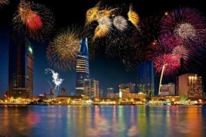 địa điểm vui chơi Tết âm lịch sôi động nhất tại Sài Gòn