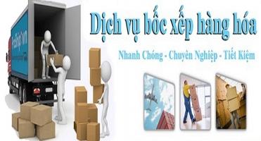 Dịch vụ bốc xếp hàng hóa nhanh chóng và uy tín nhất tại Hà Nội