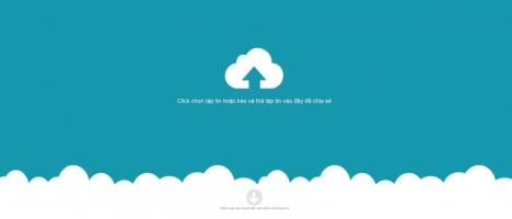 Dịch vụ chia sẻ file dung lượng lớn miễn phí