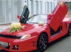 Dịch vụ cho thuê xe hoa ngày cưới giá rẻ và uy tín nhất tại TP.HCM