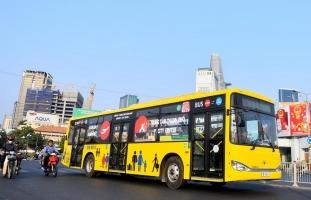 Công ty cung cấp dịch vụ quảng cáo tốt nhất trên xe buýt tại Hồ Chí Minh