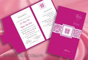 Công ty dịch vụ in thiệp cưới uy tín tại Hà Nội