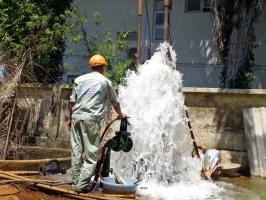 Dịch vụ khoan giếng chất lượng giá rẻ nhất tại Hà Nội