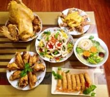 Dịch vụ nấu cỗ tại nhà uy tín, chất lượng nhất tại Hà Nội