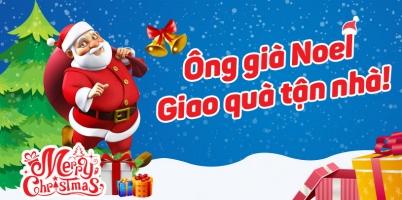 Dịch vụ ông già Noel tặng quà Giáng sinh tại nhà tốt nhất Hà Nội