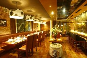 Dịch vụ thiết kế nhà hàng, quán cafe tốt nhất tại Hà Nội
