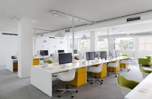 Dịch vụ thiết kế nội thất văn phòng tốt nhất ở TP. HCM