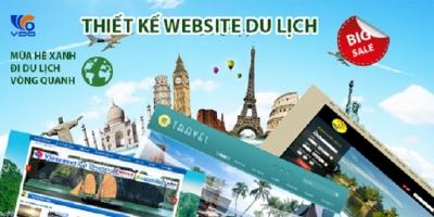 Dịch vụ thiết kế web du lịch giá rẻ và chuyên nghiệp nhất hiện nay