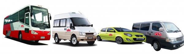 Dịch vụ thuê xe du lịch rẻ và uy tín nhất TP. HCM