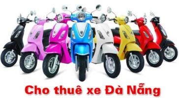 Dịch vụ thuê xe máy uy tín giá rẻ tại Đà Nẵng