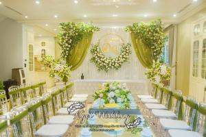 Top 6  Dịch vụ trang trí tiệc cưới đẹp và uy tín nhất Hà Tĩnh
