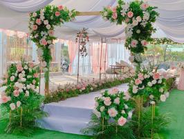 Top 6  Dịch vụ trang trí tiệc cưới đẹp và uy tín nhất TP. Rạch Giá, Kiên Giang